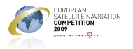 European satellite logo